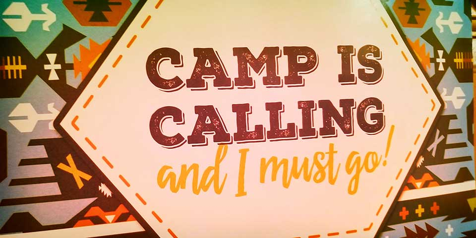 Camp is Calling…I Must Go!